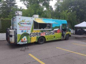 Mr Corn Food Truck